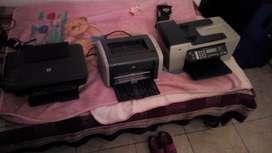 Vendo Impresoras