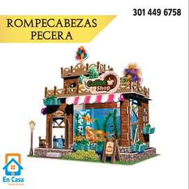 ROMPECABEZAS PECERA