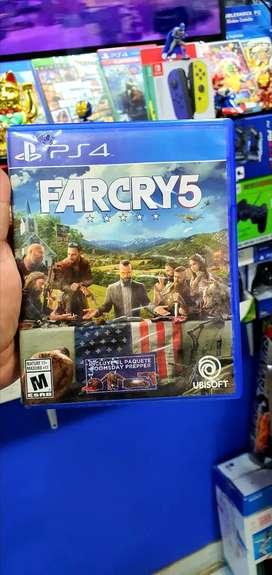 Far cry 5 ...