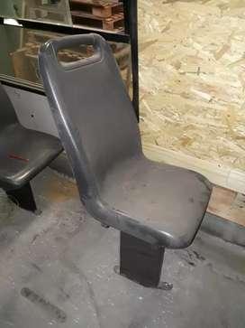 Vendo asientos de colectivo!