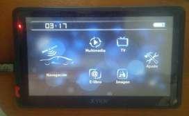GPS Navigator 7 TV x-iew