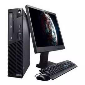 Oferta computadores hp y lenovo intel core i5 en oferta con garantía