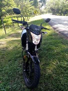 Vendo Honda CB160F Mod. 2.020