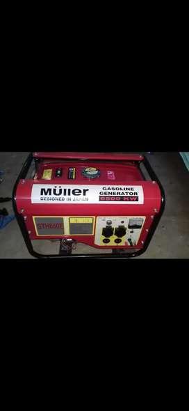 Generador de energía de paquete