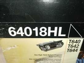 Tóner Lexmar T-640