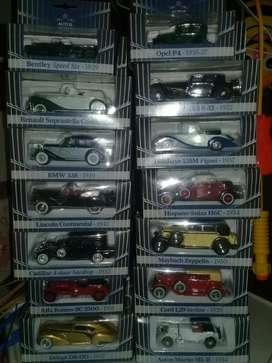 Carros Clasicos de Coleccion