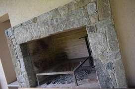nh75 - Cabaña para 3 a 6 personas con cochera en Tandil