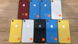 Iphone XR de 64 y 128 Gigas