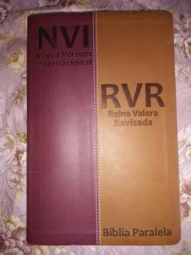 BIBLIA PARALELA   NVI   -   RVR