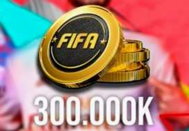 300K MONEDAS FIFA 20
