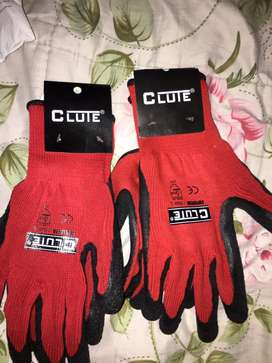 Guantes clutes