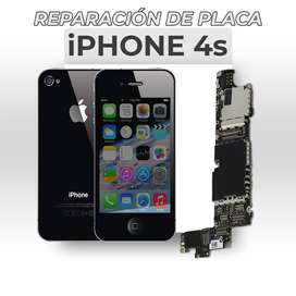 ¡Reparación de Placa Iphone 4S!