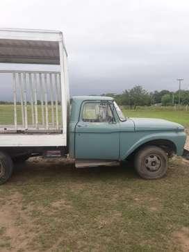 vendo camioncito con motor perquin cadenero
