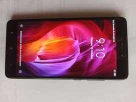 Vendo Xiaomi Note 4 en perfecto estado