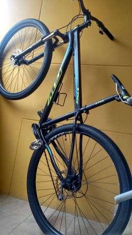 bicicleta montañera 29 aluminio