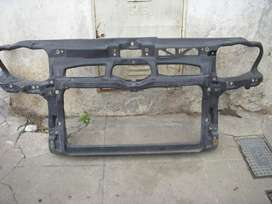 Usado, repuesto volkswagen,frente marco de radiador original de volkswagen gol power 2009 segunda mano  Mataderos, Capital Federal