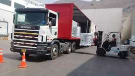 Scania remolcador G420 6x4 2007
