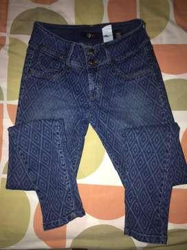 Jeans Talla 7