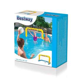 Arco inflable Water Polo con Red Bestway