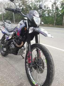 Moto Thunder NEGOCIABLE