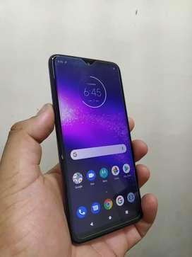 Motorola One Macro de 64Gb y 4Gb Ram Flamante