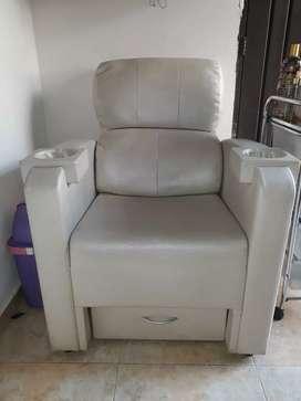 Vendo silla manicure $ 650.000