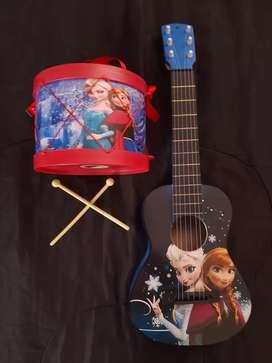 Guitarra+Tambor