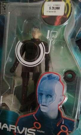 muñecos de la Pelicula Tron Futurismo coleccion originales