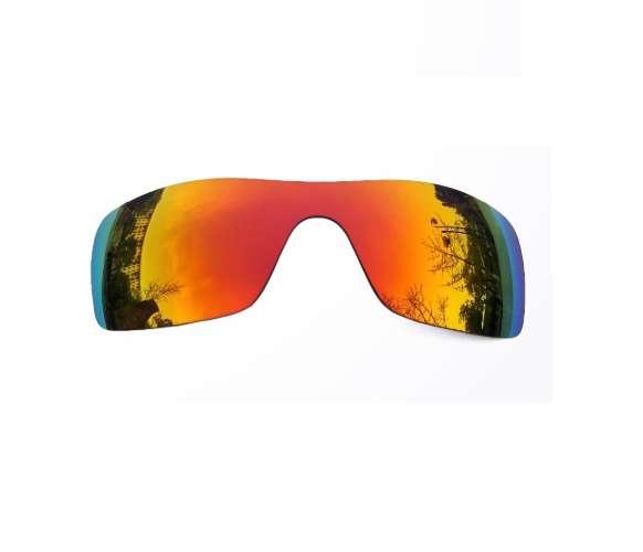 Lentes Para Gafas Oakley Batwolf Polarized Con Filtro Uv 0