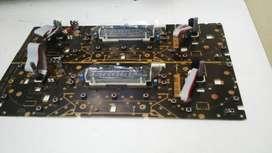 Placas Fontales akx300-akx500-akx700-akx900