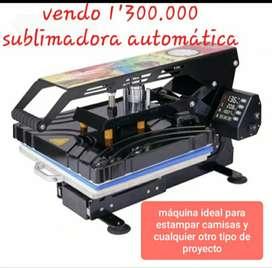 Sublimadora 40x40 automática