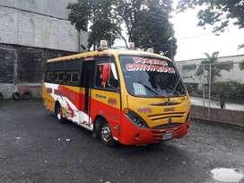 Microbus de Lineas Pereiranas