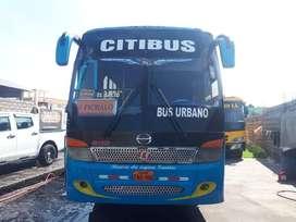 Venta de bus urbano