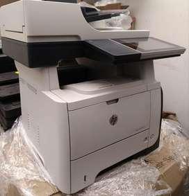 Impresora laserjet mfp 500