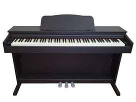 Hermoso piano coreano nuevo Samick DCP-8