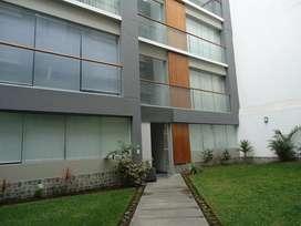 Venta de Moderno Departamento - Urb. Monterrico Chico - Surco
