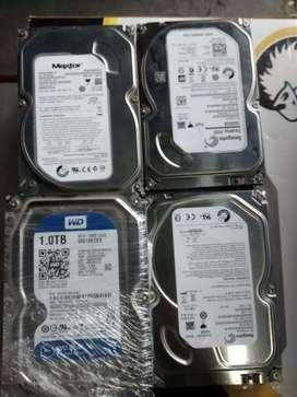 Discos Duros  500 Gb Usado