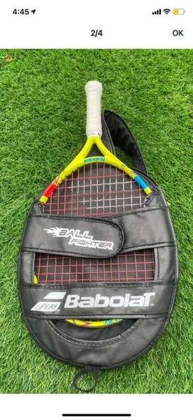 "Raqueta para tenis Babolat para niño niña hasta 7 años tennis 19"""