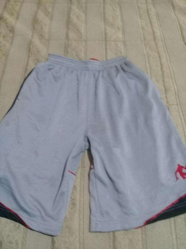 Pantaloneta Ploma Deportiva Talla Xl 0