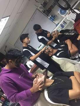 Escuela de Alta Peluquería y Barber Shop