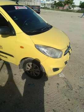Venta de taxi Hyundai i 10