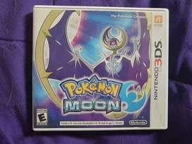 Vendo Pokémon Luna (Moon)