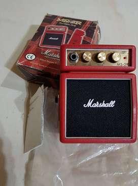 Amplificador Marshall MS-2R