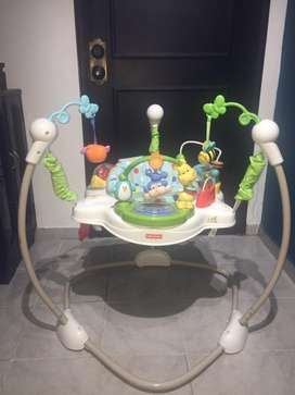 jumpero saltarin fisher price