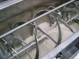 fabricacion de maquinas mezcladoras