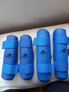 Protecciones Adidas Originales