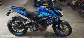 Venta de moto Pulsar Ns 200