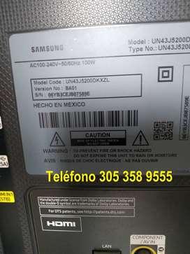 Board Samsung UN43J5200DKXZL