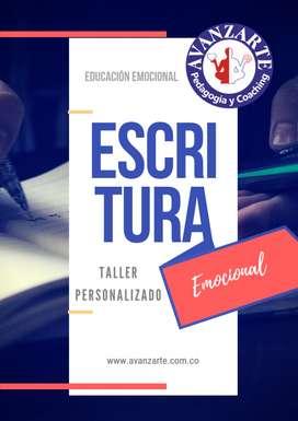 Taller de Escritura emocional  - CALI  COLOMBIA