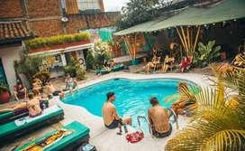 Habitación Privadas y Compartidas en cálido Coliving – Cali